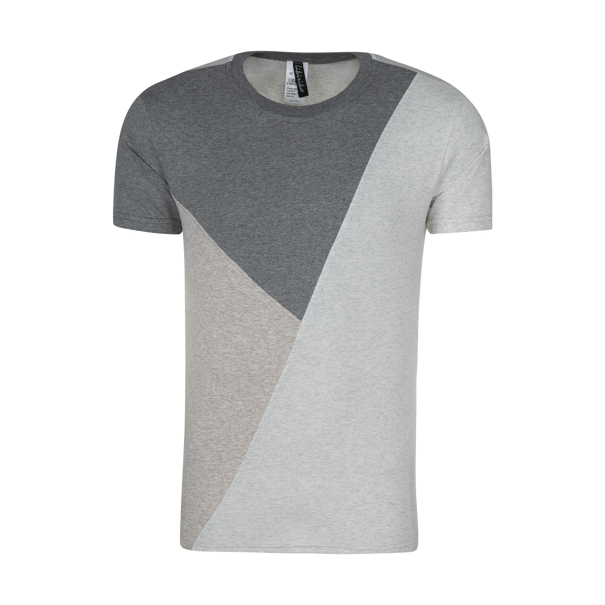 تی شرت مردانه کیکی رایکی مدل MBB2443-40