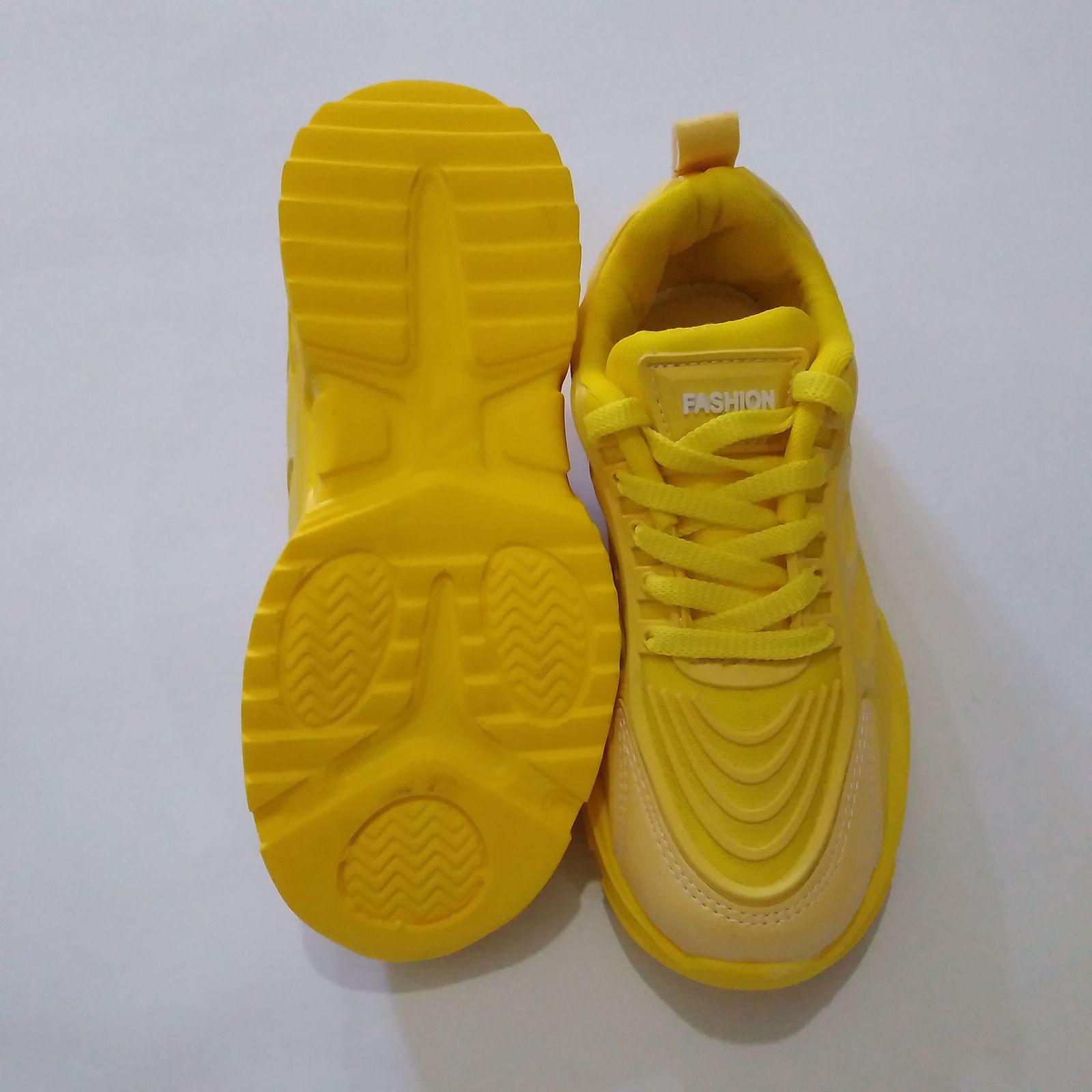 کفش پیاده روی دخترانه کد 1443 -  - 6