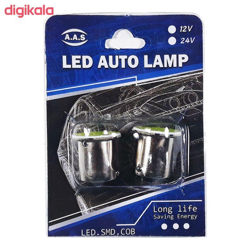 لامپ ال ای دی خودرو ای ای اس مدل TAL-020بسته 2 عددی main 1 3
