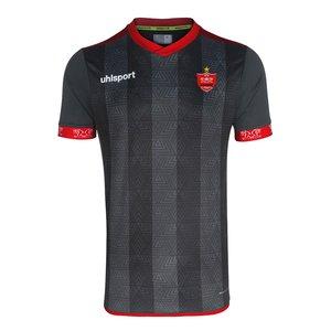تی شرت ورزشی مردانه آلشپرت مدل پرسپولیس 3rd2021