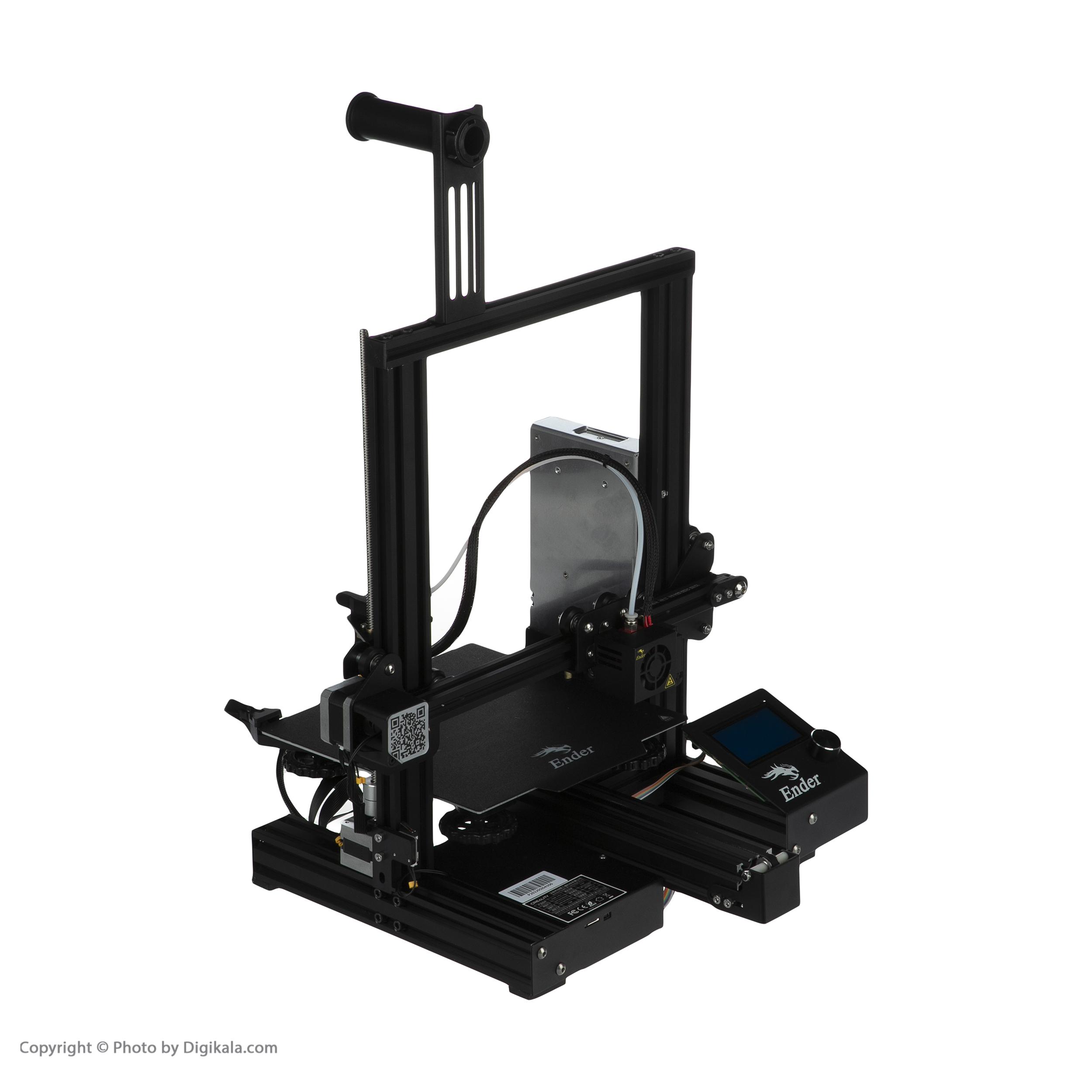 قیمت                      پرینتر سه بعدی کریلیتی مدل Ender3pro