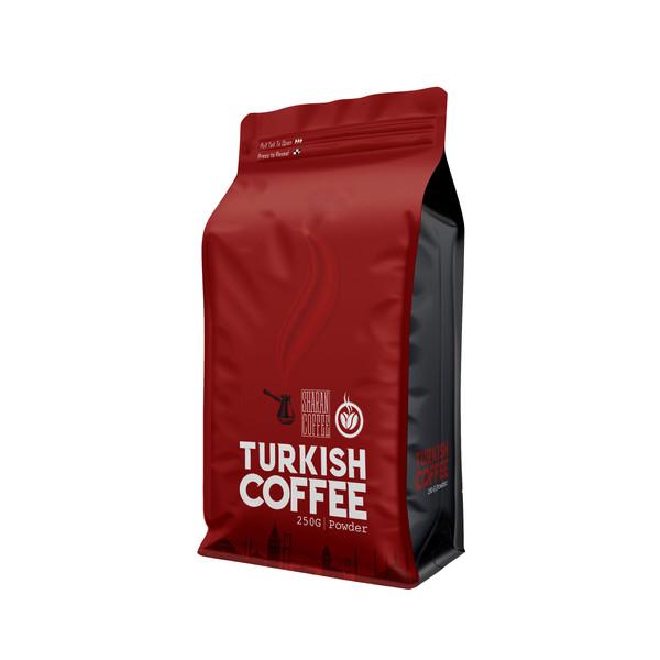 قهوه ترک دارک ویژه شاران - 500 گرم