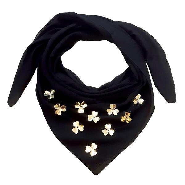 روسری زنانه مدل پریا کد 55