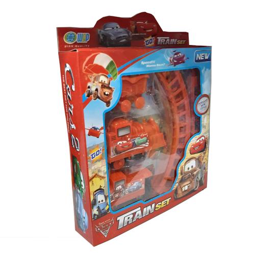 قطار بازی مدل CASRS2