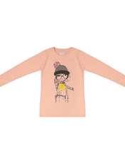 تی شرت دخترانه سون پون مدل 1391355-84 -  - 1