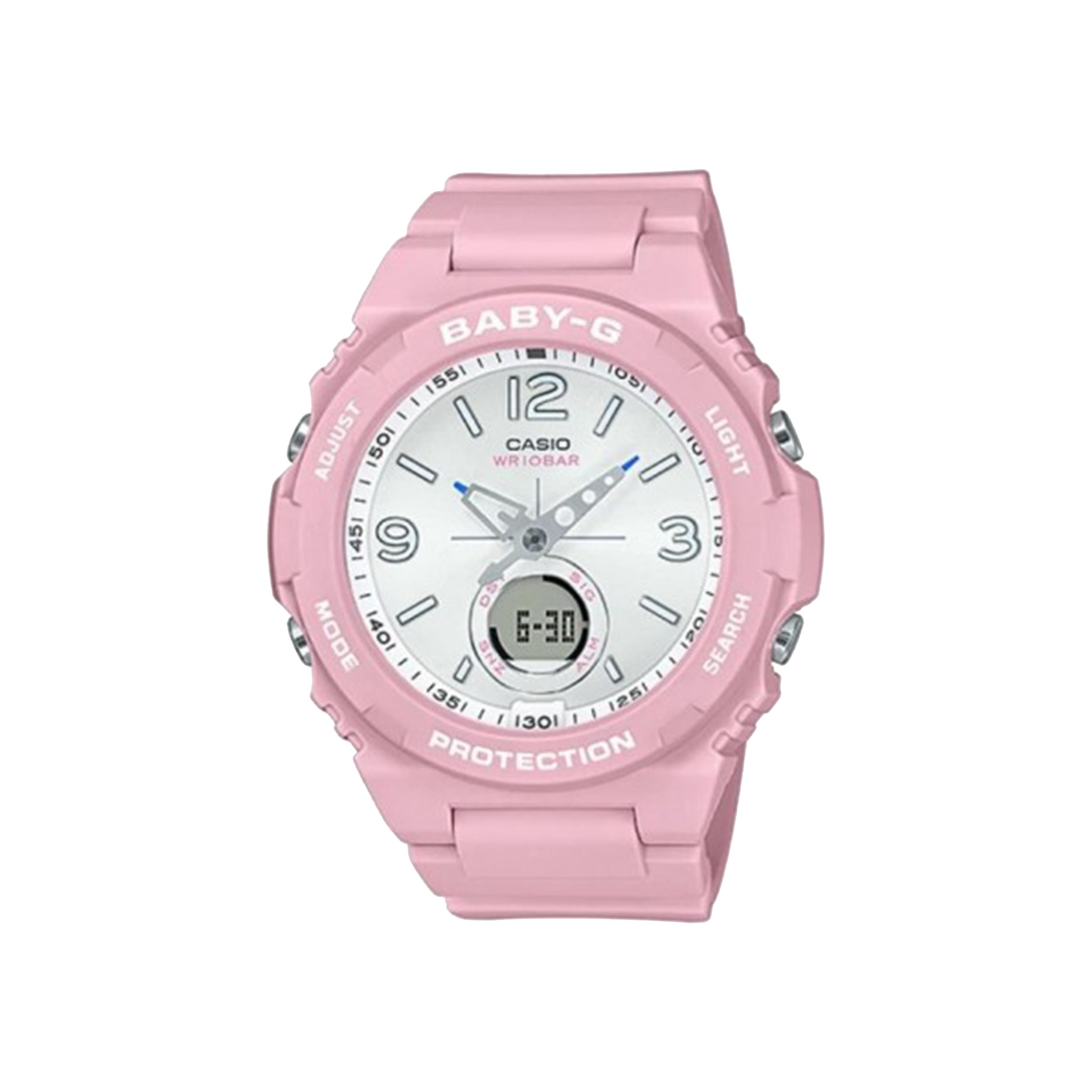 خرید و قیمت                      ساعت مچی  زنانه کاسیو مدل BGA-260SC-4ADR