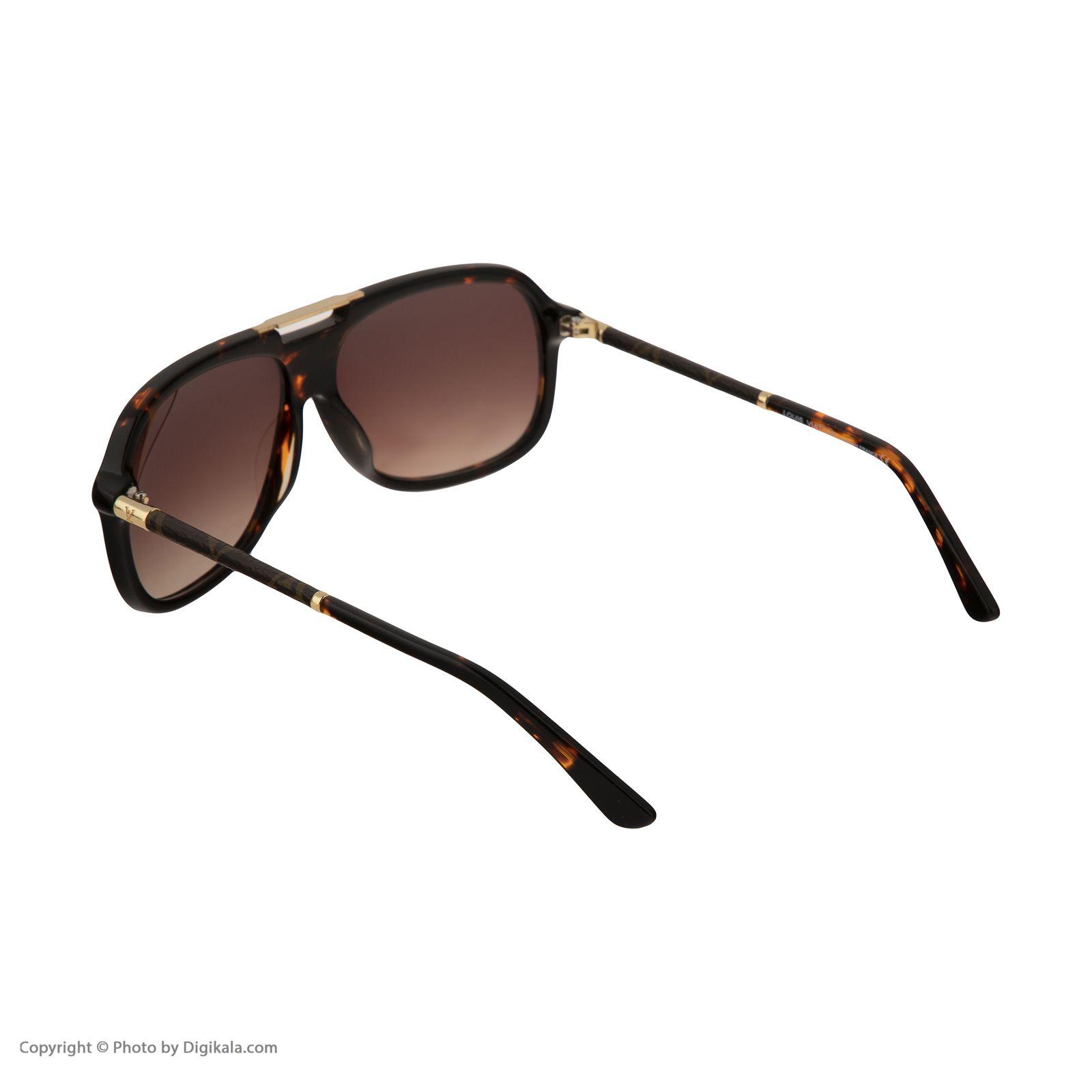 عینک آفتابی لویی ویتون مدل 2977 -  - 5