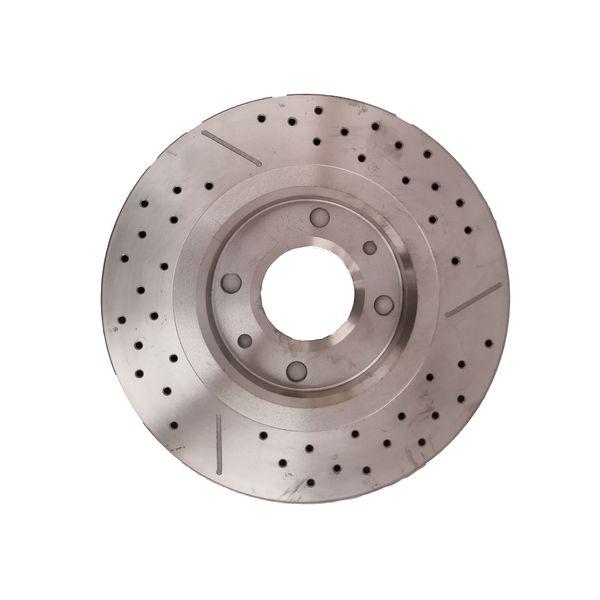 دیسک ترمز چرخ جلو کاردینال مدل sp مناسب برای پراید