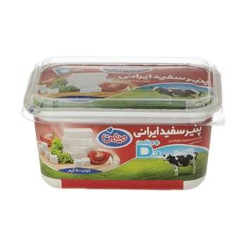 پنیر سفید ایرانی میهن - 400 گرم