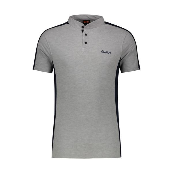 تی شرت ورزشی مردانه بی فور ران مدل 2104199359