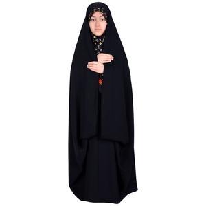 چادر قجری دخترانه مدل زینت