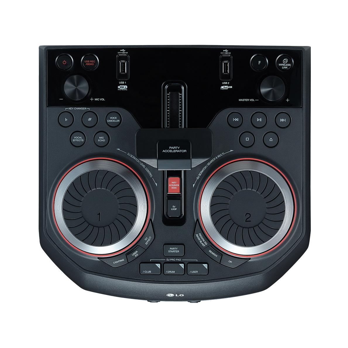 سیستم صوتی ال جی مدل OK75 main 1 18