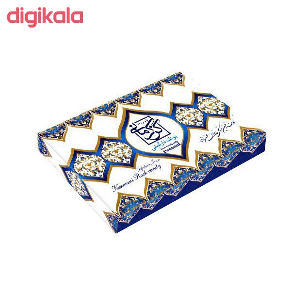 پولکی نارگیلی گز کرمانی - 450 گرم main 1 1