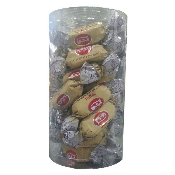 تافی با روکش کاکائو تلخ توفیکا آیدین - 300 گرم