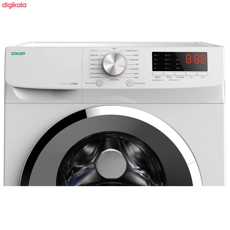 ماشین لباسشویی کروپ مدل WFT-26130 ظرفیت 6 کیلوگرم main 1 3