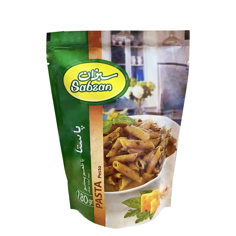 پاستا با طعم پستو سبزان - 180 گرم
