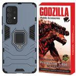 کاور گودزیلا مدل CG-BAT مناسب برای گوشی موبایل سامسونگ Galaxy A72 4G