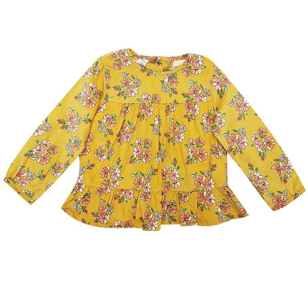 پیراهن دخترانه ال سی وایکیکی مدل lw04