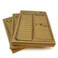 کاغذ یادداشت طرح کارهای امروز من بسته 100 عددی  thumb 2