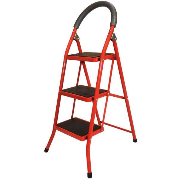 نردبان سه پله مدل کاراسان مدل03