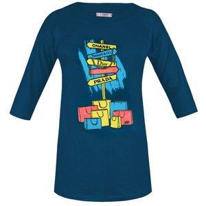 تی شرت زنانه ژین پوش کد 619021