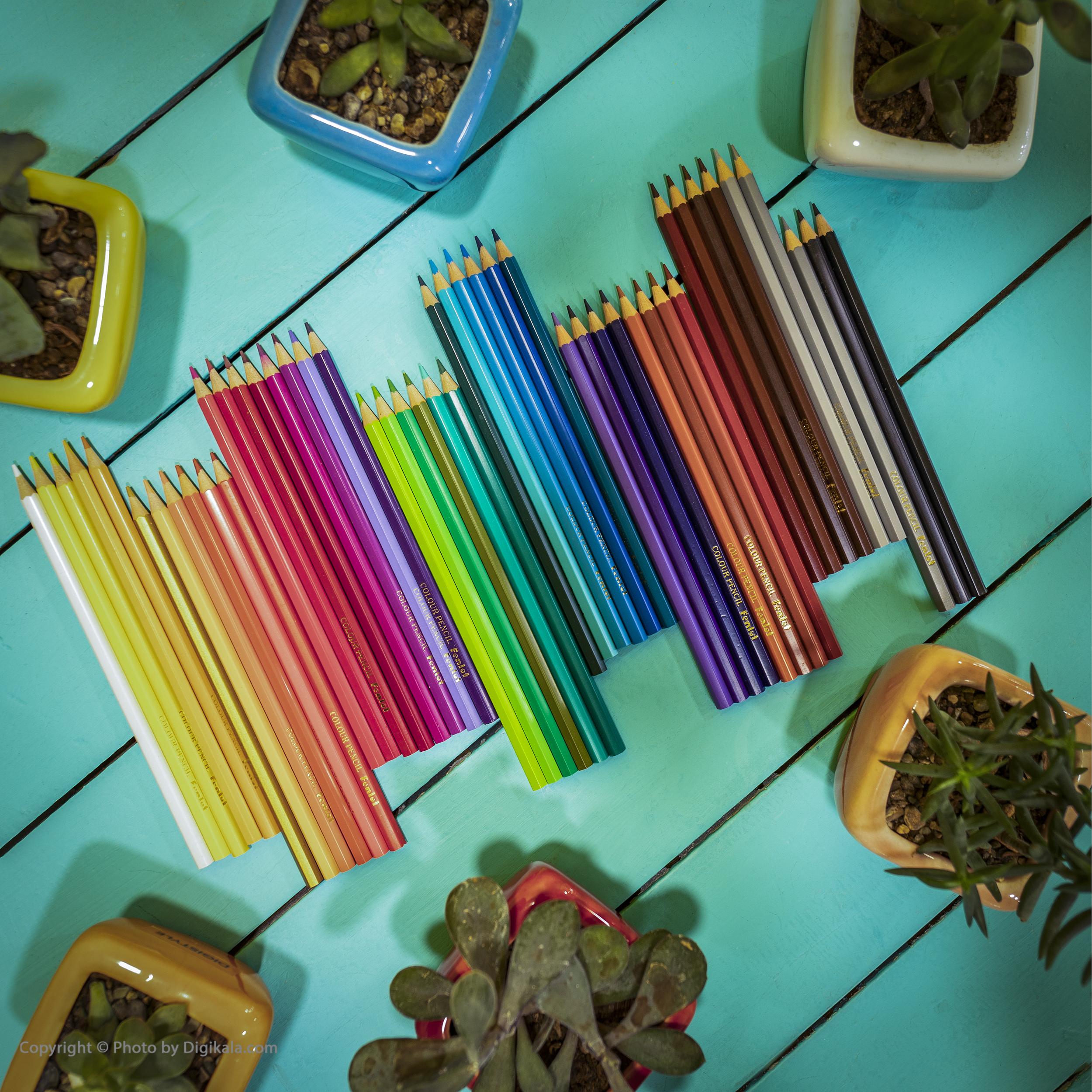 مداد رنگی 48 رنگ فنلوت مدل COLOR-48 main 1 6