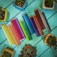 مداد رنگی 48 رنگ فنلوت مدل COLOR-48 thumb 6