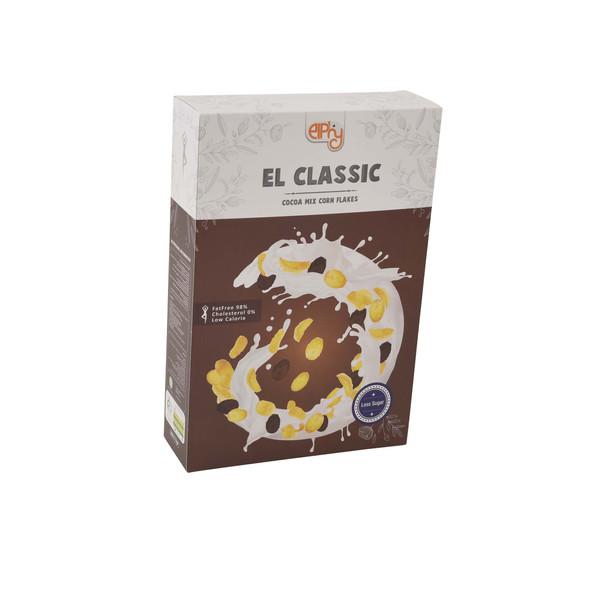 غلات صبحانه ال کلاسیک میکس ساده و کاکائویی - 300 گرم
