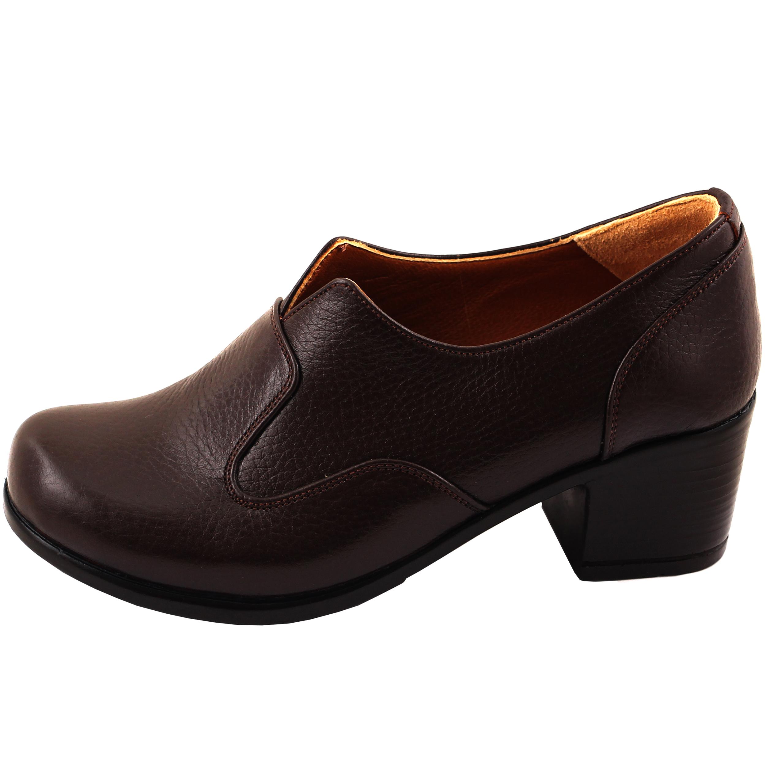 خرید                      کفش زنانه آدین چرم کد DK32.1qa