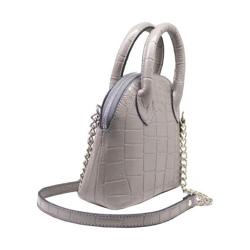 کیف دوشی زنانه چرم آرا مدل d076 -  - 12
