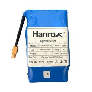 باطری اسکوتر برقی هانروکس مدل Hanrox 2020