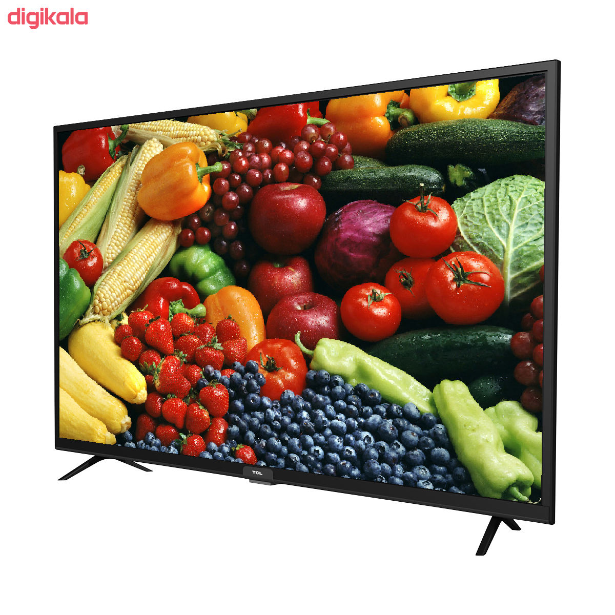 تلویزیون ال ای دی هوشمند تی سی ال مدل 43S6510 سایز 43 اینچ main 1 2