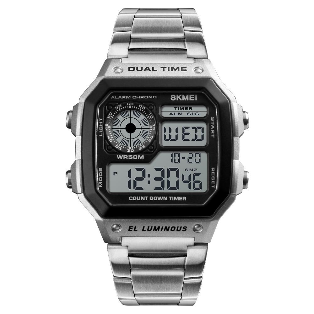 قیمت و خرید                      ساعت مچی دیجیتال مردانه اسکمی مدل 1335S-NP