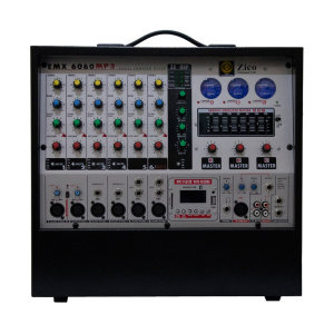 پاور میکسر زیکو مدل EMX-6060 MP3