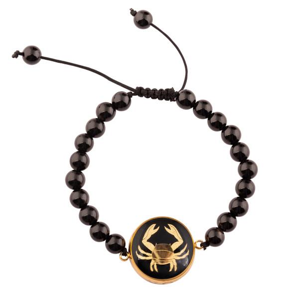 دستبند زنانه الون طرح ماه تیر کد ONI101