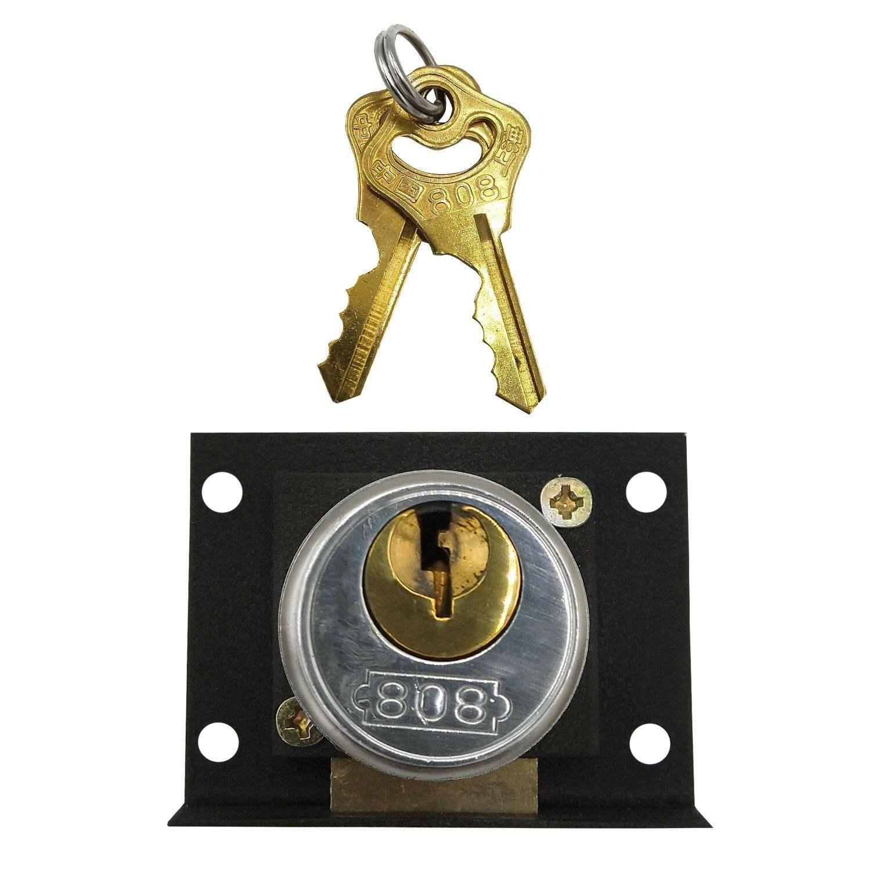 قفل کمدی مدل 808 بسته 12 عددی              ( قیمت عمده )
