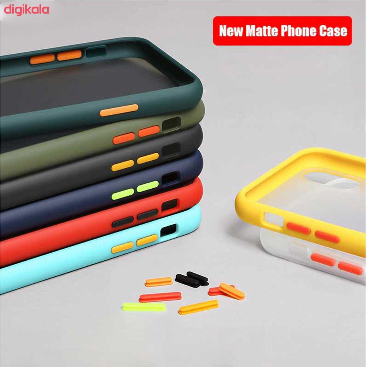 کاور لاین کینگ مدل M21 مناسب برای گوشی موبایل شیائومی Redmi Note 9S / Note 9 Pro / Note 9 Pro Max main 1 11