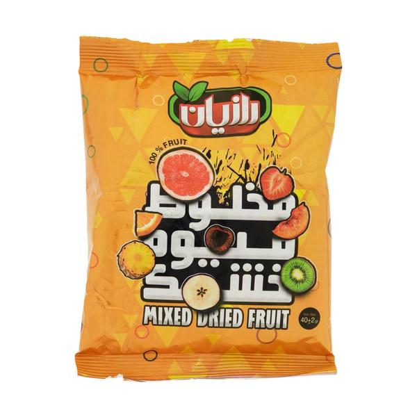 میوه خشک مخلوط رازیان - 40گرم