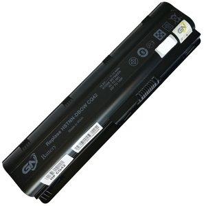 باتری لپ تاپ 6 سلولی گلدن نوت بوک جی ان مدل CQ42 مناسب برای لپ تاپ اچ پی CQ42/CQ56/CQ62/G62/G72/G6-1000