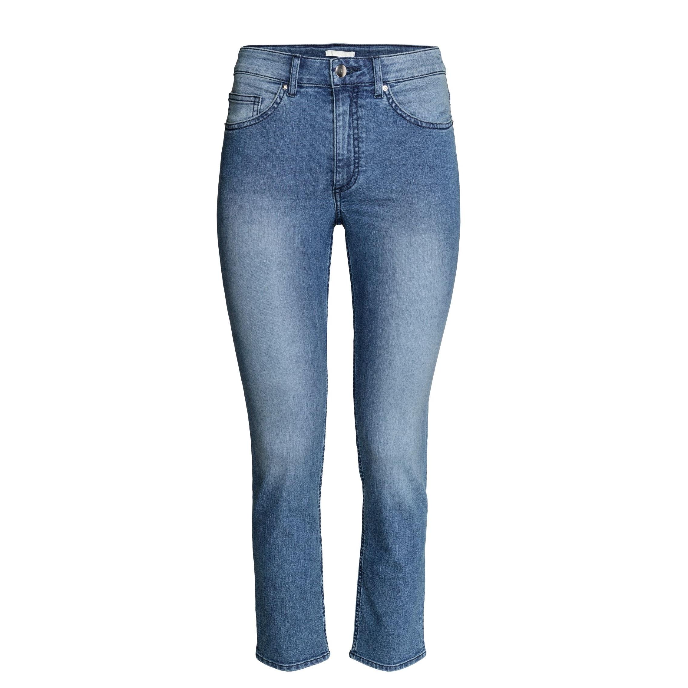شلوار جین زنانه اچ اند ام مدل 00492