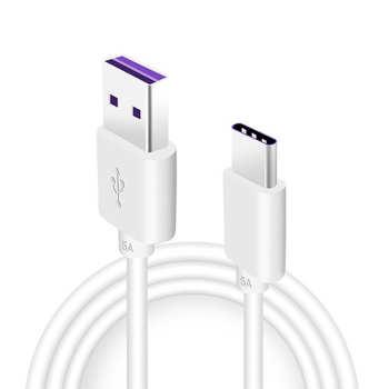کابل تبدیل USB به USB-C  مدل PY0857 طول 1 متر