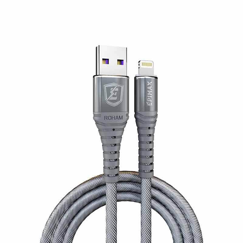 کابل تبدیل USB به لایتنینگ اپیمکس مدل EC - 12 طول 1.2 متر