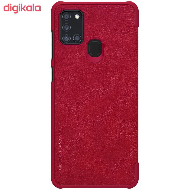 کیف کلاسوری نیلکین مدل QIN مناسب برای گوشی موبایل سامسونگ Galaxy A21s main 1 4