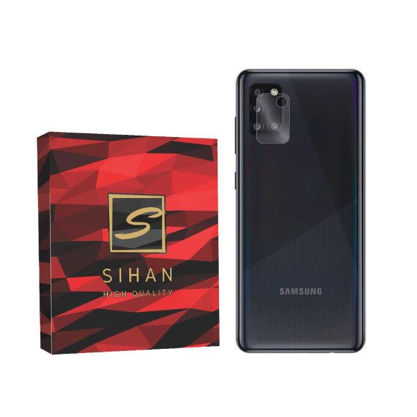 محافظ لنز دوربین سیحان مدل GLP مناسب برای گوشی موبایل سامسونگ Galaxy A31