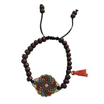 دستبند مدل ماندالا کد 1