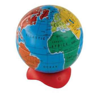 تراش مپد طرح کره زمین کد 111