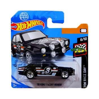 ماشین بازی هات ویلز مدل ford escort rs1600