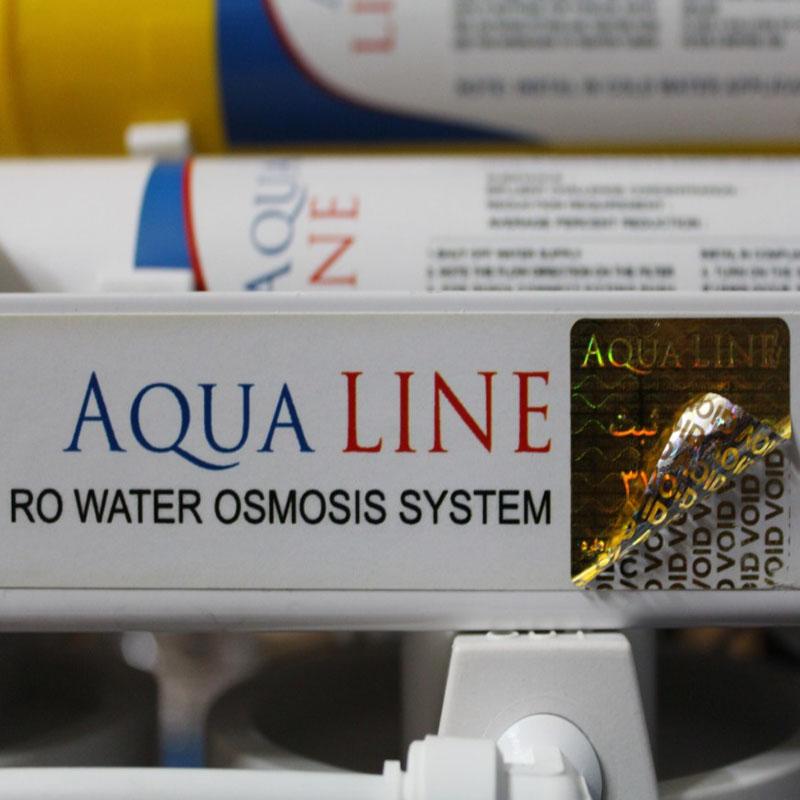 دستگاه تصفیه کننده آب آکوا لاین مدل RO-LINE 900 FIBER- PLUS به همراه فیلتر بسته 3 عددی