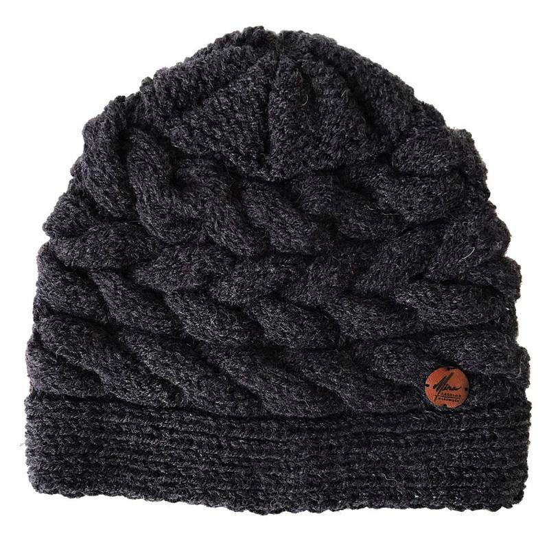 کلاه بافتنی میرافشن مدل Weave