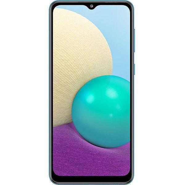 گوشی موبایل سامسونگ مدل Galaxy A02 SM-A022F/DS دو سیم کارت ظرفیت 64 گیگابایت و رم 3 گیگابایت